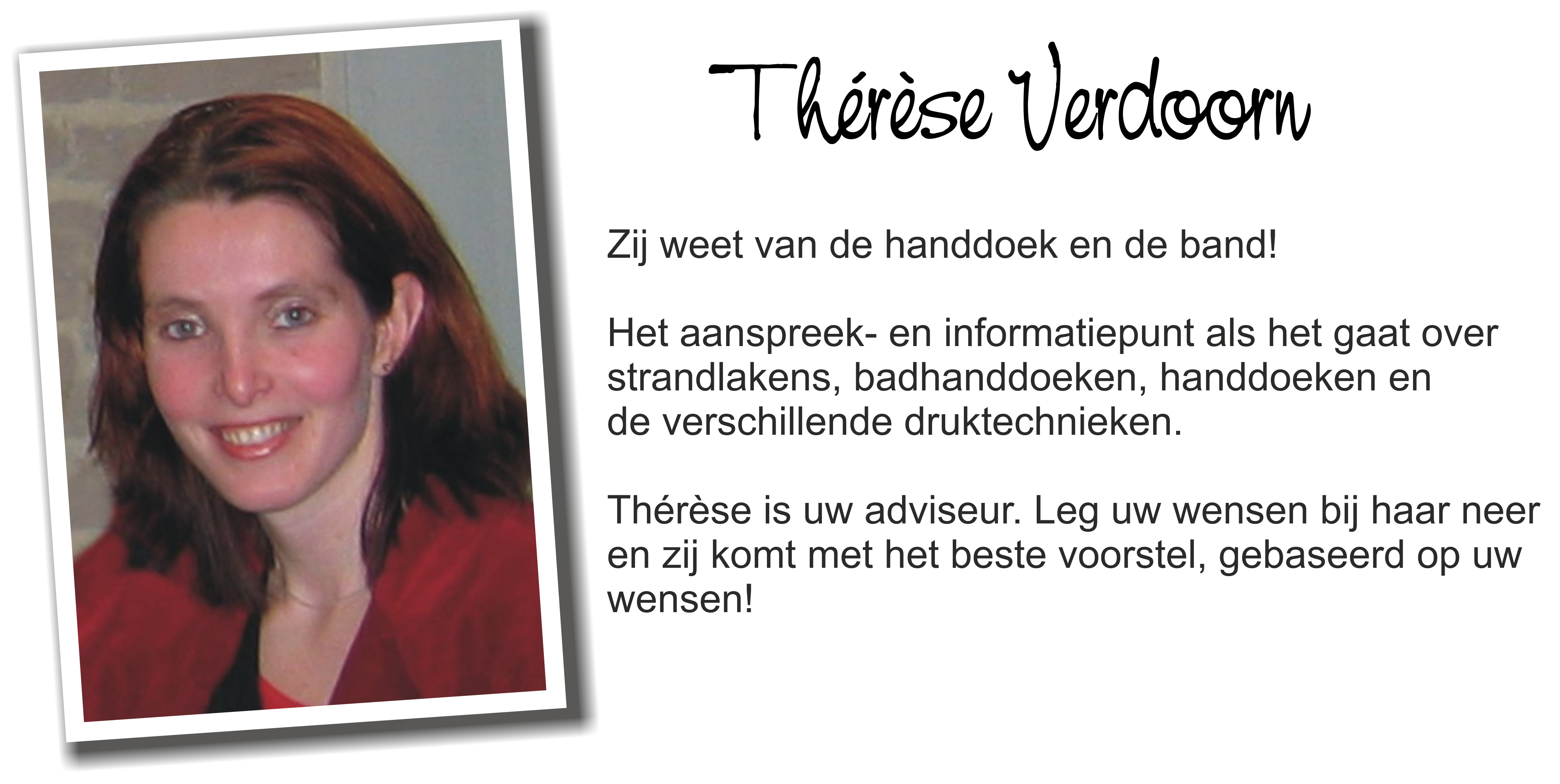 Gegevens Therese